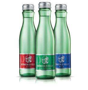 Römerquelle 0,33l Glas